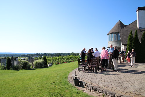 President's Reception on Old Mission Peninsula, July 2017