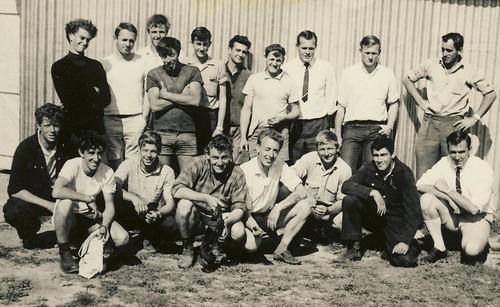 PMG LIT 1965 Lineman in Training (LIT) Group 2C Goulburn