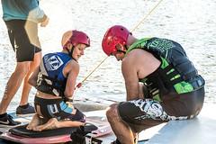 Omnia Cable Ski-0019 (~.Rick.~) Tags: cableski carbrook friends kneeboard omniagroup qld queensland seq team excitement fun ski water australia au