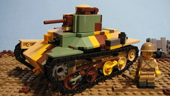Type 95 Ha-Go (Sgt._Johnson) Tags: lego wwii japanese tank