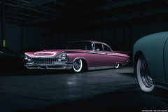 1959 Buick Electra (Richard.Le) Tags: 1959 buick electra classic american auto vault storage richard le automotive photography commercial studio light painting dark moody restore car transport sony transportation flickr popular explore collection tag westcott ice 2 long exposure