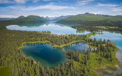 Chelatna Lake Alaska Aerial Panorama (tobyharriman) Tags: 2017 alaska adventure aerial alaskarange art artist chelatna custom denali fineart klake lakes landscape lodge mountains nature outdoor photographer photography photos pictures prints ranges rivers sanfrancisco timelapse tobyharriman travel wilderness