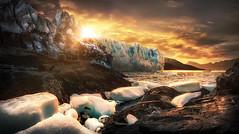 Jotunheim (JKboy Jatenipat :: Travel Photographer) Tags: argentina glacier ice sunset landscape perito moreno patagonia lake iceberg jkboy