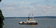 River Mersey & Liverpool In Background July 9Th 2017 (mrd1xjr) Tags: river mersey liverpool in background july 9th 2017 ship boat steamer ferry cruise water banks tide city wirral coast rivière dans contexte juillet 9ème navire bateau à vapeur traversier croisière eau banques marée ville côte