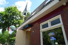 20170709 08 Finsterwolde (Sjaak Kempe) Tags: 2017 zomer sjaak kempe sony dschx60v nederland netherlands niederlande provincie groningen finsterwolde jimmys houkje café restaurant de pitstop