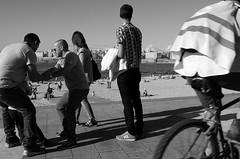 (fernando.barcia) Tags: acoruña galiza galicia street blancoynegro metropolis underground