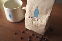 Blue Bottle Coffee (Iyhon Chiu) Tags: coffee homemade bluebottle cup マグ 馬克杯 杯子 コーヒー ブルーボトル 咖啡 cafe mug カフェ
