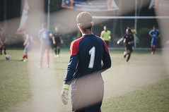 Soccer Match (Syahrel Azha Hashim) Tags: number exhilirating match shallow soccer playing malaysia 2017 details game dof score people handheld support colorimage football players light jersey naturallight nikon colorful getaway d300s travel syahrel goal simple sport goalkeeper soccermatch suspense colors detail