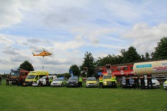 Rescue Day 2017 Press Day Line-Up (PFB-999) Tags: rescue day 2017 criwle seven 7 lakes country park event press photography photos photographs police fire ambulance all agencies emergency services uk britain british helicopter flying hovering