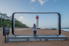 Samsung Galaxy S8 (Paul Saad) Tags: durba people women girl samsung nikon lighthouse beach sea water southafrica sand view coast shore ocean unboxyourphone unboxsouthafrica