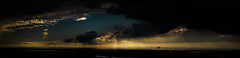 sunsetrrr (dietcokenator) Tags: fuji x100t sunset cloauds contrast sand ainsdale