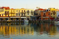 Rethymno harbour (murtica27) Tags: greece kriti kreta crete travel outdoor hafen harbour port marina marine see meer mittelmeer ägäis aegan summer season ferien urlaub holiday