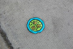 Ben Wilson chewing gum street art (Steam.156) Tags: benwilson chewinggum streetart london photos steam156 steam156photography