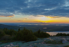Acadia National Park - Cadillac Mountain Sunset 33 (raelala) Tags: justmainethings2017 acadianationalpark barharbor cadillacmountain canon1755mm canon7d canoneos7d findyourpark goexplore goldenhour maine memorialdayweekend memorialdayweekend2017 mountdesertisland mtdesertisland nationalpark newengland photographybyrachelgreene roadtrip scenicoverlook sunset thatlalagirl thatlalagirlphotography thatlalagirlcom travel usnationalparks