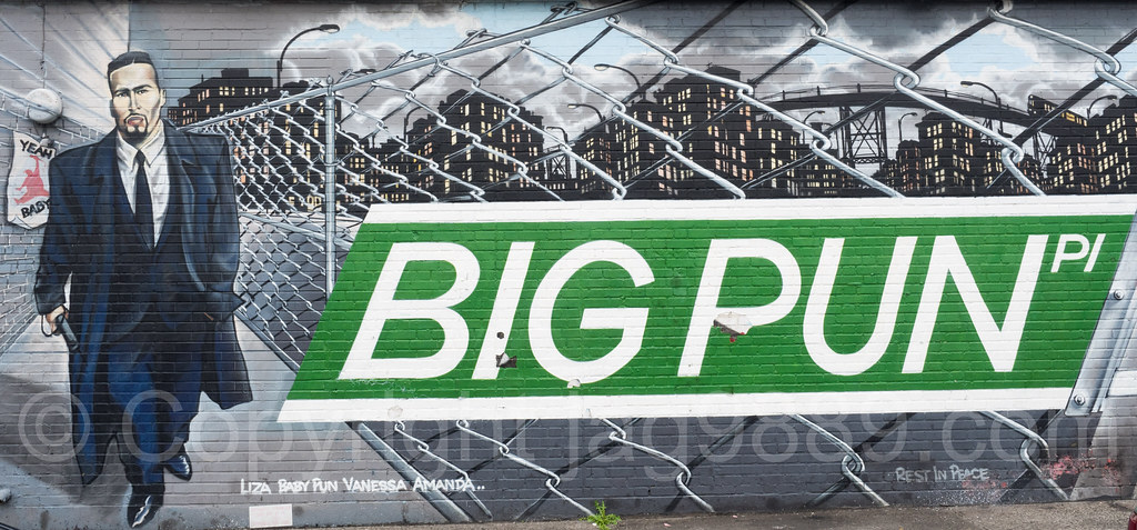 The world 39 s best photos of newyork and themuralkings for Big pun mural bronx