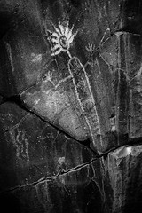 Spirit of the Shaman (atenpo) Tags: ridgecrest little petroglyph canyon chinal lakes naval weapons center maturango museum archaeology historic ancient coso range paleo people native americans indians tribes shaman