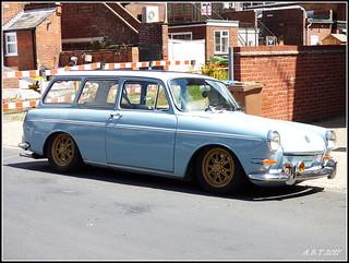 Volkswagen Variant 1600L   1966