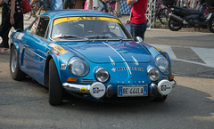 Alpine A110  (front 1) (an4cron) Tags: auto 2017 motor car a110 sport torino parcodelvalentino salone alpine show