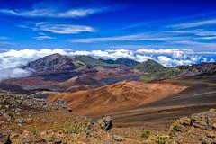 Haleakala Crater (darealy) Tags: maui beach fuji xt2 haleakala mendesranch sunset hyatt