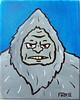 angrygray (Andy Finkle Art) Tags: bigfoot sasquatch cryptid cryptozoology finkle