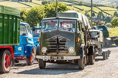 Last Motormans Run June 2017 025 (Mark Schofield @ JB Schofield) Tags: road transport haulage freight truck wagon lorry commercial vehicle hgv lgv haulier contractor foden albion aec atkinson borderer a62 motormans cafe standedge guy seddon tipper classic vintage scammell eightwheeler