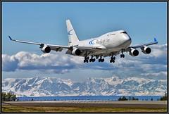 N976BA Pacific Air Cargo - Kalitta Air (Bob Garrard) Tags: n976ba pacific air cargo kalitta boeing 747 400 bcf anc panc