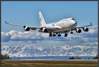 N976BA Pacific Air Cargo - Kalitta Air