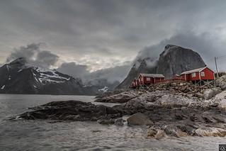 Cloudy Hamnøy