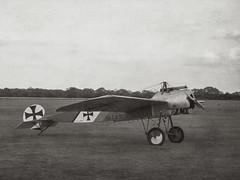 StowMaries-80 (Steven Reid - Reid Photographic) Tags: aircraft e111 eindecker fokker heritage rfc royalflyingcorp vintage ww1 worldwarone aviation stowmaries