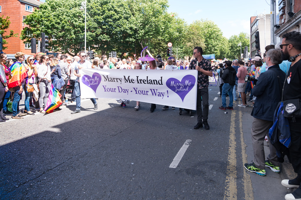 LGBTQ+ PRIDE PARADE 2017 [ON THE WAY FROM STEPHENS GREEN TO SMITHFIELD]-130046