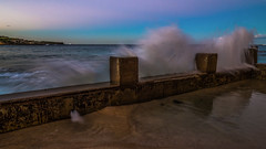 Coogee NSW (Tonitherese) Tags: coogee wave sydney beach ocean