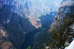 Río Grijalva a su paso por el Cañón dek Sumidero, Chiapas,México.P1150280P (gtercero) Tags: 20170417 riogrijalva cañóndelsumidero chiapas méxico gtercero