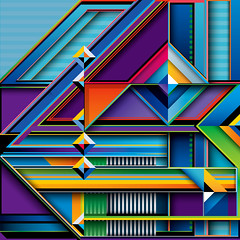 J.204 (Marks Meadow) Tags: abstract abstractart geometric geometricart design abstractdesign neogeo color pattern illustrator vector vectorart hardedge vectordesign interior architecture architectural blackwhite surreal space perspective colour asymmetry structure postmodern element cubism technology technical diagram composition aesthetic constructivism destijl neoplasticism decorative decoration layout contemporary symmetrical mckie
