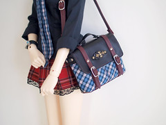 1PinFun Handmade Bags For BJD (1pinfun) Tags: bjd doll handmade dollclothing accessories miniature taiwan craft etsy dollaccessories fashion