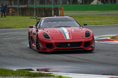 "Ferrari 599XX n°4 • <a style=""font-size:0.8em;"" href=""http://www.flickr.com/photos/144994865@N06/34766134254/"" target=""_blank"">View on Flickr</a>"
