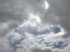 June 29, 2017 at 12:55PM (Mr T UK) Tags: ios photos cloud clouds sky outdoor blue white grey dark light sun sunshine cloudy clear overcast iphoneography mobile 365days 365day project365 cloud365
