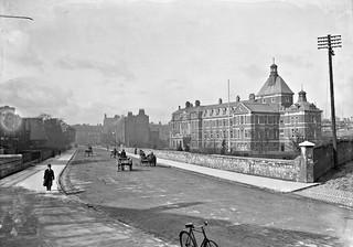 Charlemont Street / Harcourt Street Junction, including a tram, Dublin City, Co. Dublin??