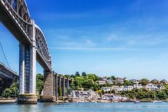 Saltash Passage (Rich Walker75) Tags: plymouth devon uk england greatbritain britainsoceancity bridge bridges landscape landscapes landscapephotography canon eos100d efs1585mmisusm eos