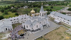 090. The Feast of Saint John, Wonder-worker of Shanghai and San Francisco in Adamovka Village / Свт. Иоанна Шанхайского в Адамовке 02.07.2017