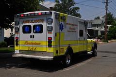 Bordentown Fire Department Hope Hose Humane Co. No.1 EMS Ambulance 6092 (Triborough) Tags: nj newjersey burlingtoncounty bordentown bfd bordentownfiredepartment hhh hhgc1 hopehosehumanecompanyno1 ems firetruck fireengine ambulance ambulance6092 dodge ram