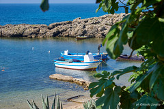 Baia del pescatore (NIKOZAR (Nicola Zaratta)) Tags: pulsano taranto puglia nikond750 nikkor24120mm nikon mare barche baia pescatore