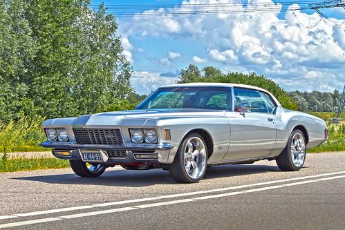 Buick Riviera Hardtop Coupé 1972 (2744)