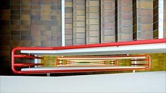 === (Heinrich Plum) Tags: heinrichplum plum fuji xe2 xf1855mm munich münchen treppe treppen treppenhaus stairs staircase minimalart red rot symetrie symetrisch symmetry fineart