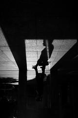 Max Bill (maekke) Tags: zürich bahnhofstrasse maxbill streetphotography shadow shadows bw noiretblanc fujifilm x100t 35mm woman 2017 ch switzerland silhouette