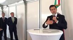 Peña responde a Trump: relación México-EU no puede estar marcada por murmullos (conectaabogados) Tags: estar marcada méxicoeu murmullos peña puede relación responde trump