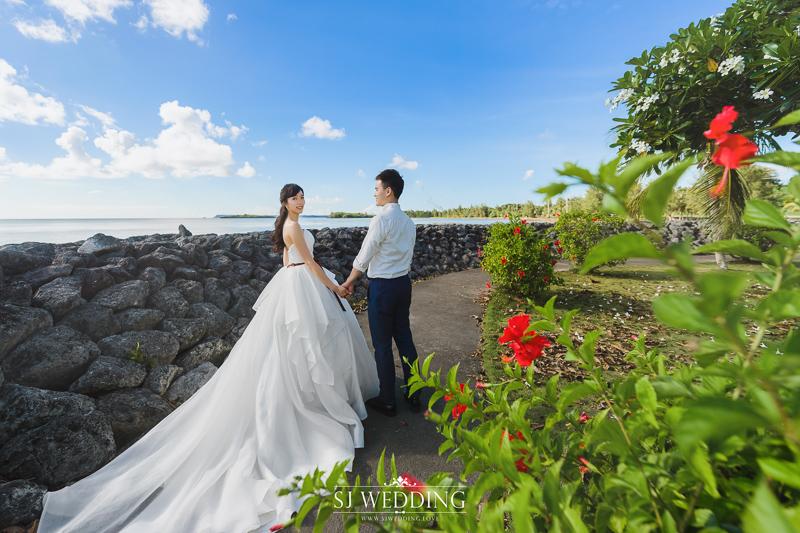 婚紗,海外婚紗,婚攝鯊魚,關島婚紗,關島