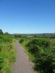 Path (Bricheno) Tags: lochwinnoch bricheno parkhill path castlesemple fence scotland escocia schottland écosse scozia escòcia szkocja scoția 蘇格蘭 स्कॉटलैंड σκωτία