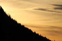 British Columbia ~ pre-sunset glow (karma (Karen)) Tags: canada britishcolumbia mountains sunset magichour silhouette cmwd topf25