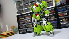 gcore2.0 wip2 (chubbybots) Tags: lego mech