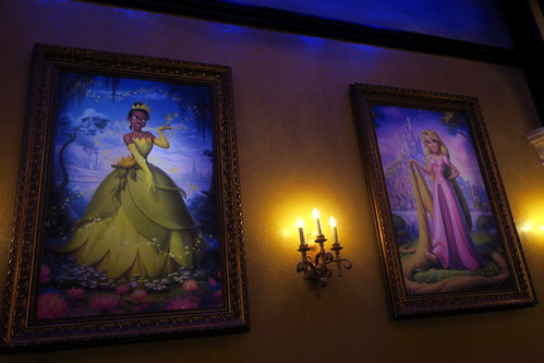 Disney World - Princess Fairytale Hall Royal Gallery